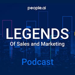 Legends of Sales and Marketing Podcast EP 03: Robin Matlock